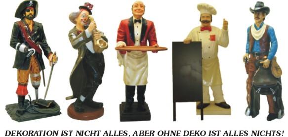 Deko Figuren dekofiguren 24 werbefiguren dekofiguren skulpturen säulen